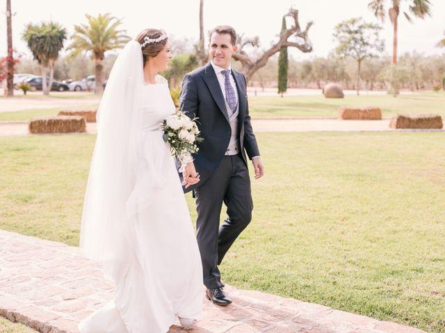 La boda de Jessica y Luis en Dos Hermanas, Sevilla 58
