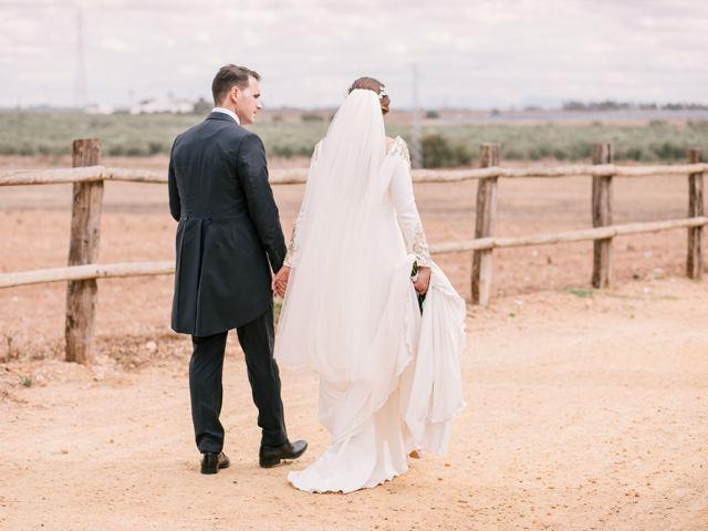 La boda de Jessica y Luis en Dos Hermanas, Sevilla 74