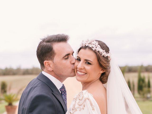 La boda de Jessica y Luis en Dos Hermanas, Sevilla 75