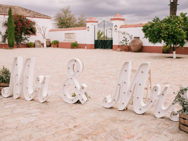 La boda de Jessica y Luis en Dos Hermanas, Sevilla 78