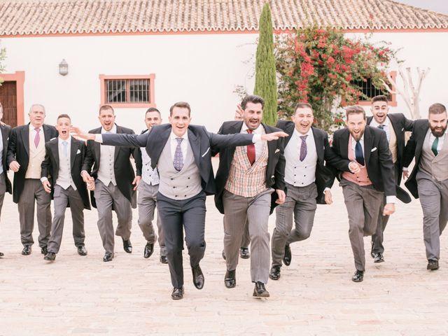 La boda de Jessica y Luis en Dos Hermanas, Sevilla 80
