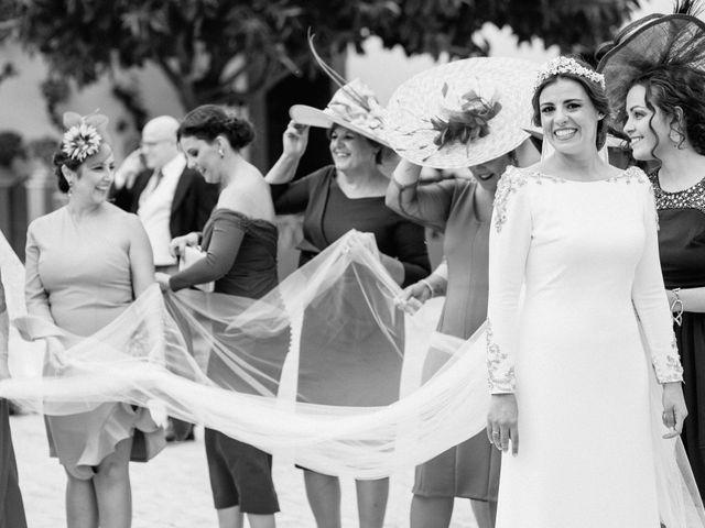 La boda de Jessica y Luis en Dos Hermanas, Sevilla 82