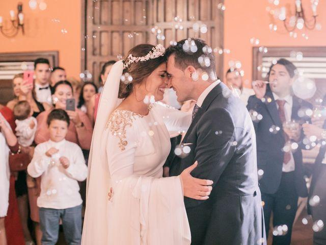 La boda de Jessica y Luis en Dos Hermanas, Sevilla 96