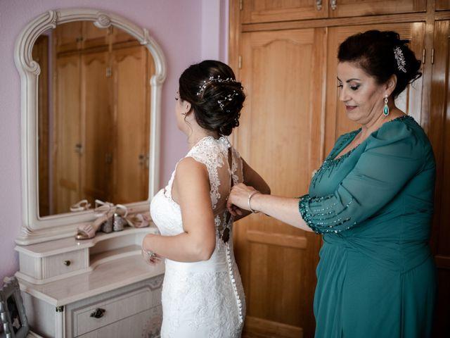 La boda de Jose Antonio y Miriam en Atarfe, Granada 15