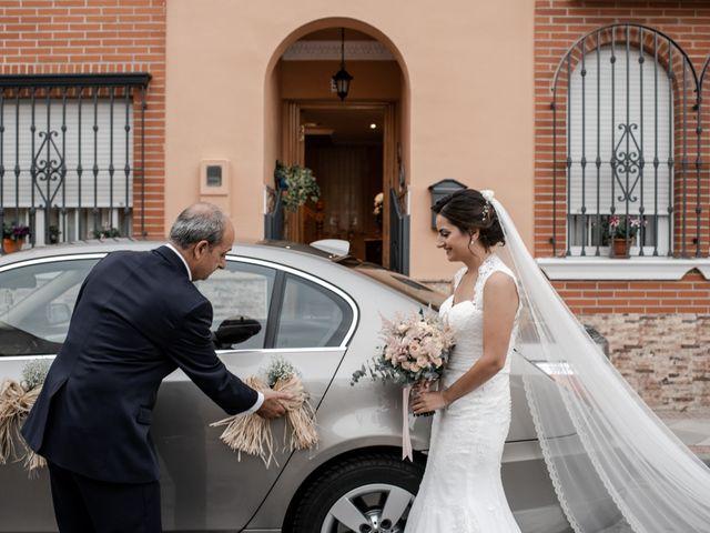 La boda de Jose Antonio y Miriam en Atarfe, Granada 22