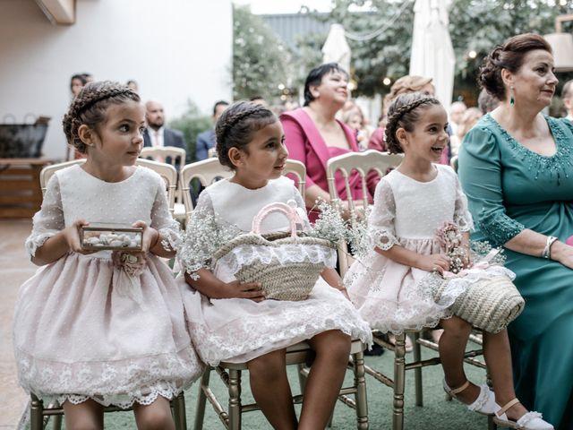 La boda de Jose Antonio y Miriam en Atarfe, Granada 1