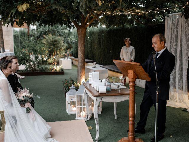 La boda de Jose Antonio y Miriam en Atarfe, Granada 28