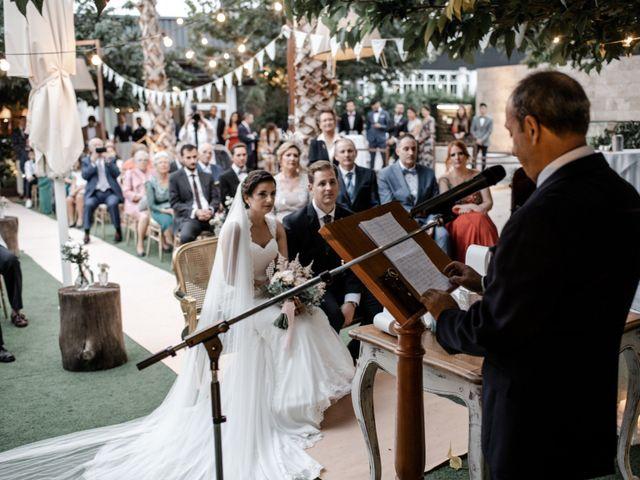La boda de Jose Antonio y Miriam en Atarfe, Granada 29