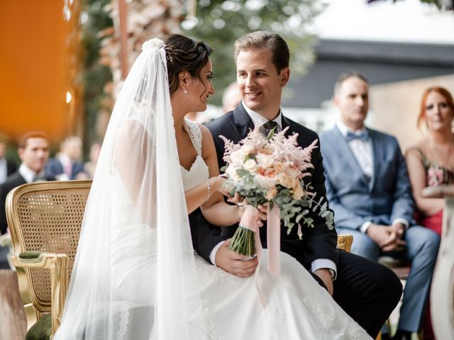 La boda de Jose Antonio y Miriam en Atarfe, Granada 36