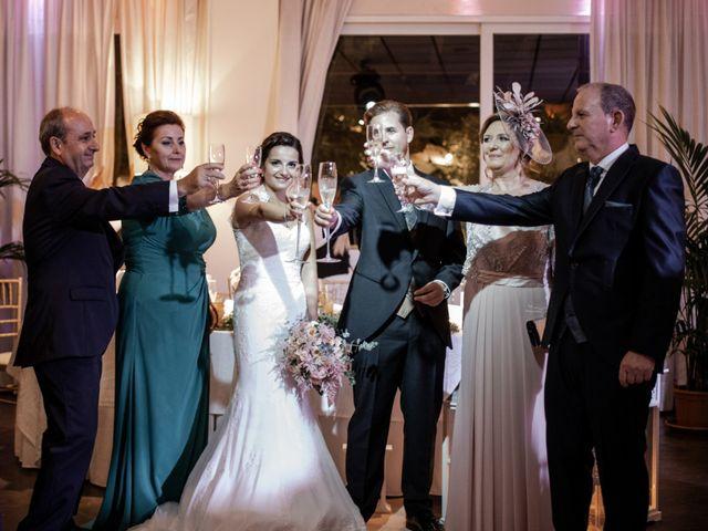La boda de Jose Antonio y Miriam en Atarfe, Granada 39