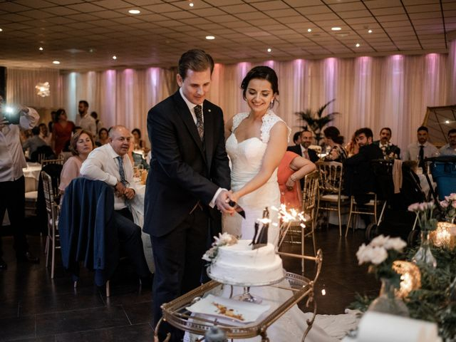 La boda de Jose Antonio y Miriam en Atarfe, Granada 47