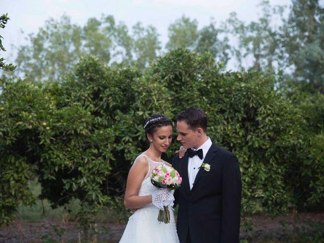 La boda de Carolina y Jonatan