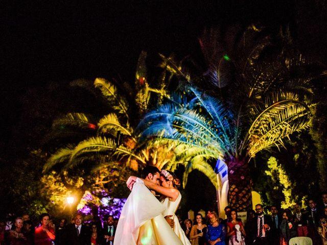 La boda de Juan Carlos y Maria en Priego De Cordoba, Córdoba 1