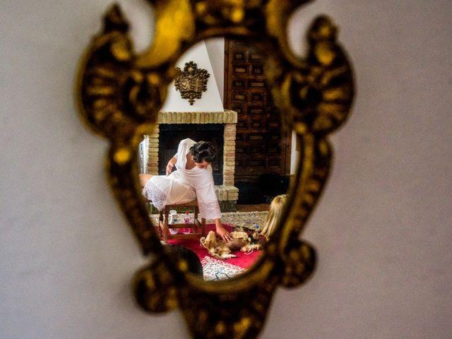 La boda de Juan Carlos y Maria en Priego De Cordoba, Córdoba 4