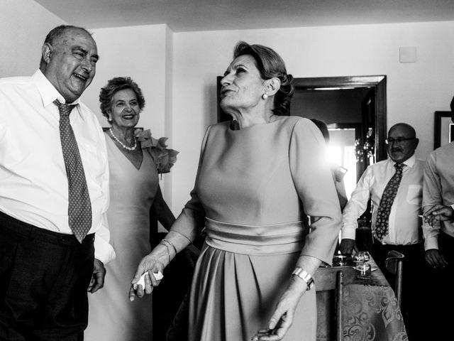 La boda de Juan Carlos y Maria en Priego De Cordoba, Córdoba 8