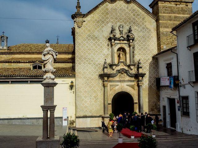 La boda de Juan Carlos y Maria en Priego De Cordoba, Córdoba 18