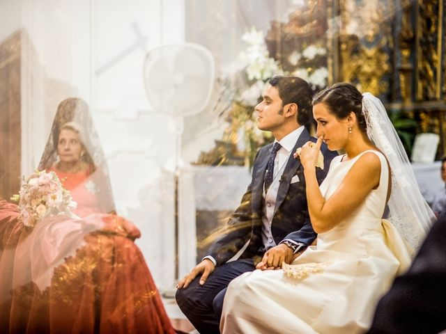 La boda de Juan Carlos y Maria en Priego De Cordoba, Córdoba 24