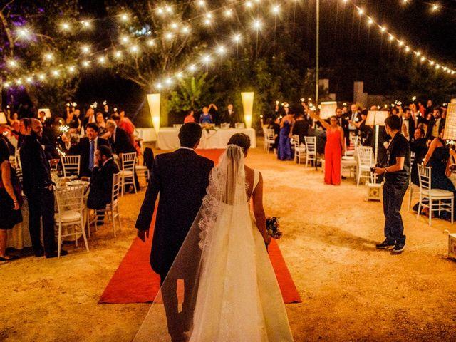 La boda de Juan Carlos y Maria en Priego De Cordoba, Córdoba 35