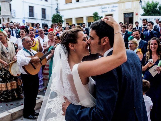 La boda de Maria y Juan Carlos