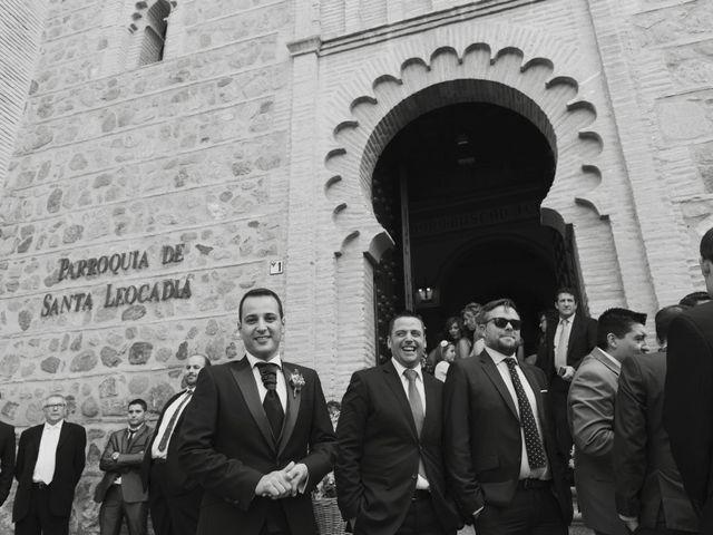 La boda de Fernando y Rosalía en Toledo, Toledo 17