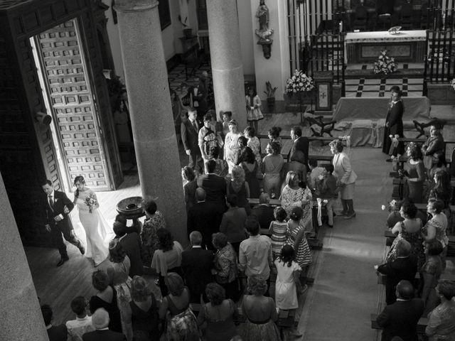 La boda de Fernando y Rosalía en Toledo, Toledo 19