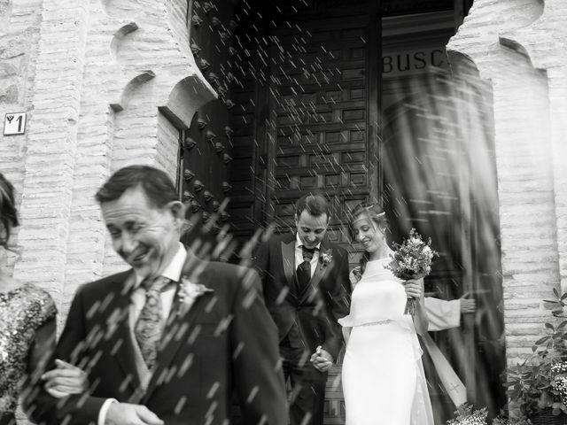 La boda de Fernando y Rosalía en Toledo, Toledo 25