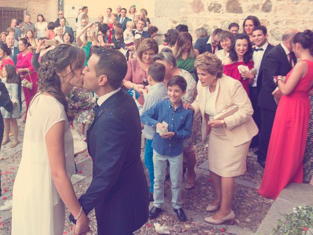 La boda de Fernando y Rosalía en Toledo, Toledo 26