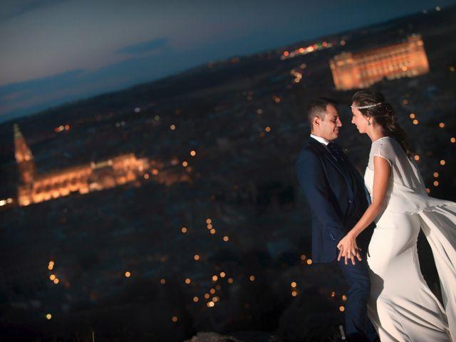 La boda de Fernando y Rosalía en Toledo, Toledo 33