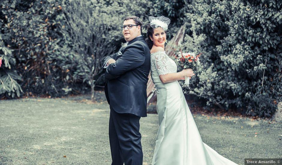 La boda de Albi y Bianca en Pontevedra, Pontevedra