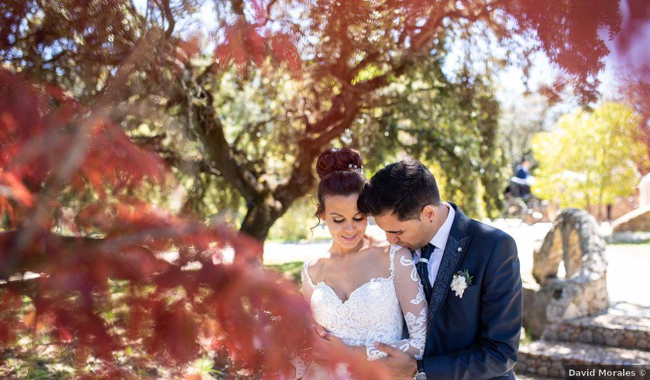 La boda de Daniel y Sonia en Madrid, Madrid