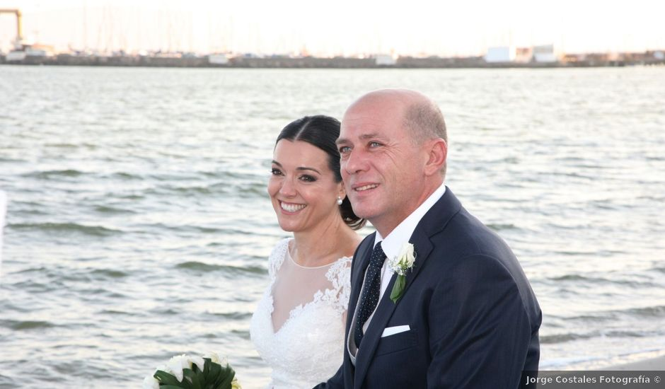 La boda de Nani y Flori en Murcia, Murcia