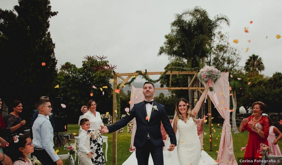 La boda de Iván y Nicheska en Guimar, Santa Cruz de Tenerife