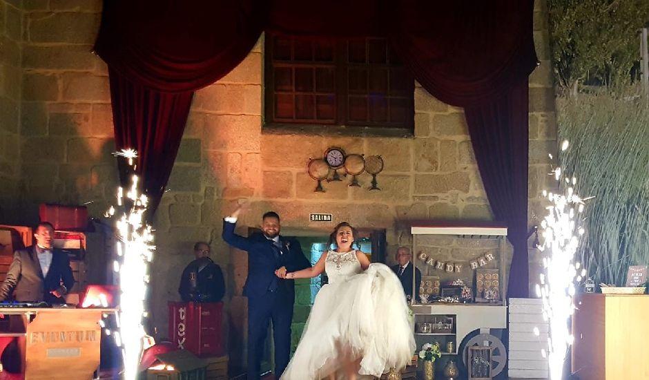La boda de Sergio y Marta en Redondela, Pontevedra