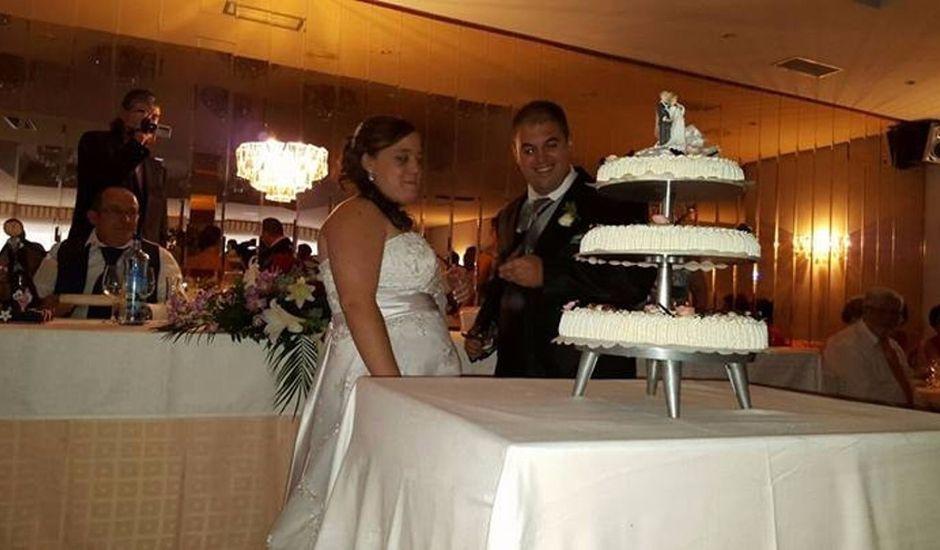 La boda de Angel y Vanesa en Santovenia Del Esla, Zamora