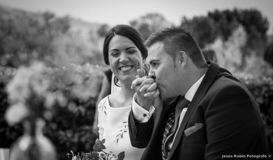 La boda de María y Iñaky en Algete, Madrid
