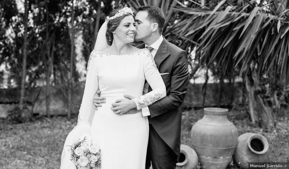 La boda de Jessica y Luis en Dos Hermanas, Sevilla