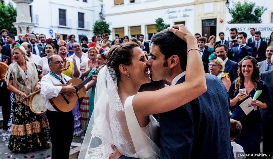 La boda de Juan Carlos y Maria en Priego De Cordoba, Córdoba