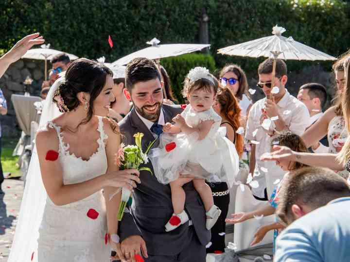La boda de Deborah y Bryan