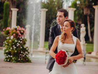 La boda de Monica y Enrique