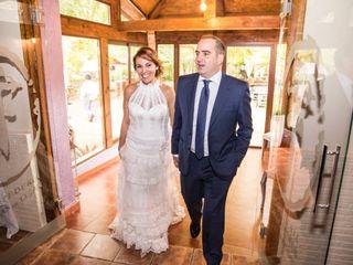 La boda de Maria Eugenia y Javier