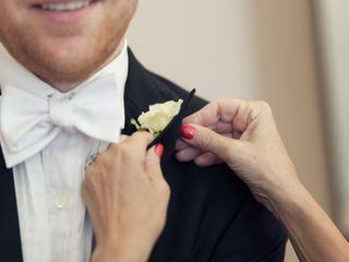 La boda de Lorraine y Mark 1