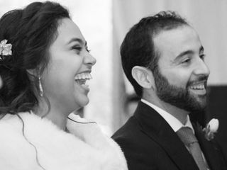 La boda de Alina y Hugo