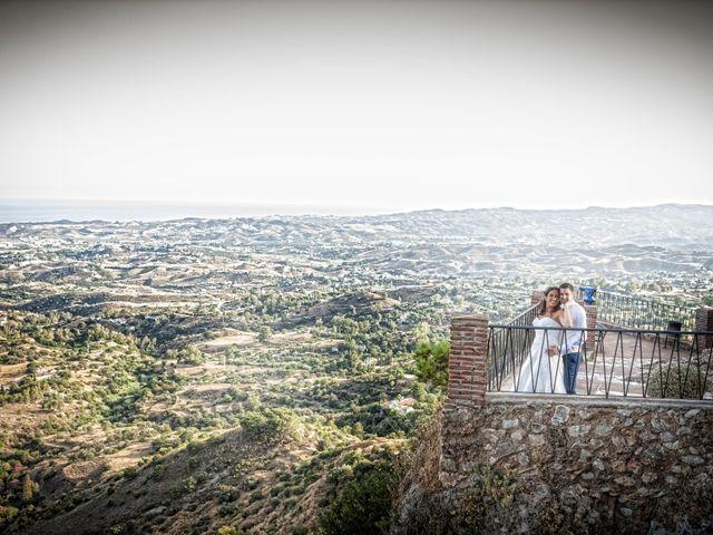 La boda de Juan Jesús y Mari Carmen en Mijas, Málaga 9