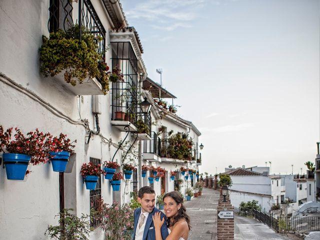 La boda de Juan Jesús y Mari Carmen en Mijas, Málaga 14