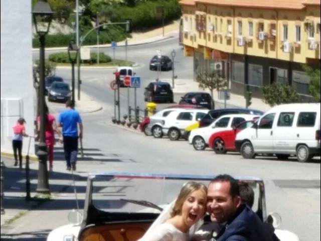 La boda de Simón  y Alicia  en Jaén, Jaén 1