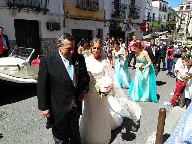 La boda de Simón  y Alicia  en Jaén, Jaén 16