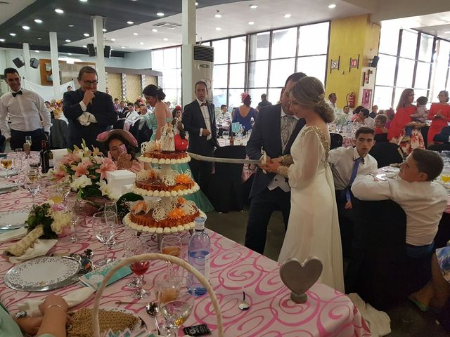 La boda de Simón  y Alicia  en Jaén, Jaén 45
