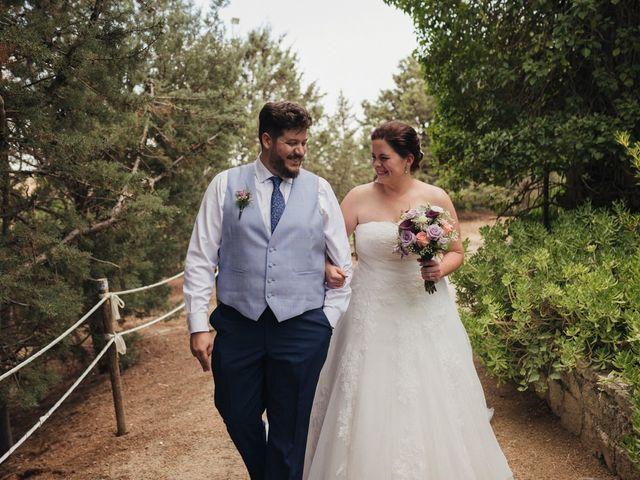 La boda de María y Jonathan