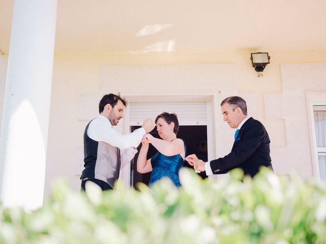 La boda de David y Bea en Huermeces, Burgos 10