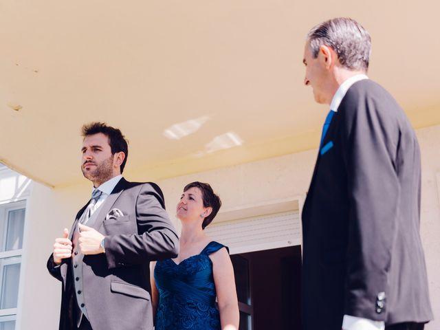 La boda de David y Bea en Huermeces, Burgos 11